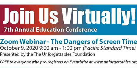 7th Annual Children and Families in Crisis Virtual Conference tickets