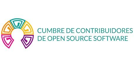 Cumbre de Contribuidores de Open Source Software (CCOSS) 2020 tickets