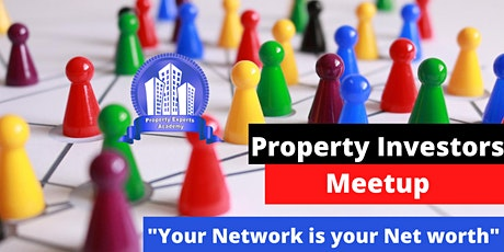Property Investors MeetUp tickets