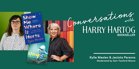 Invisible & Unseen: A Conversation with Kylie Maslen & Jacinta Parsons tickets