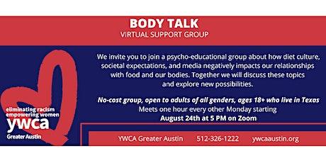 Body Talk - Monday Group tickets