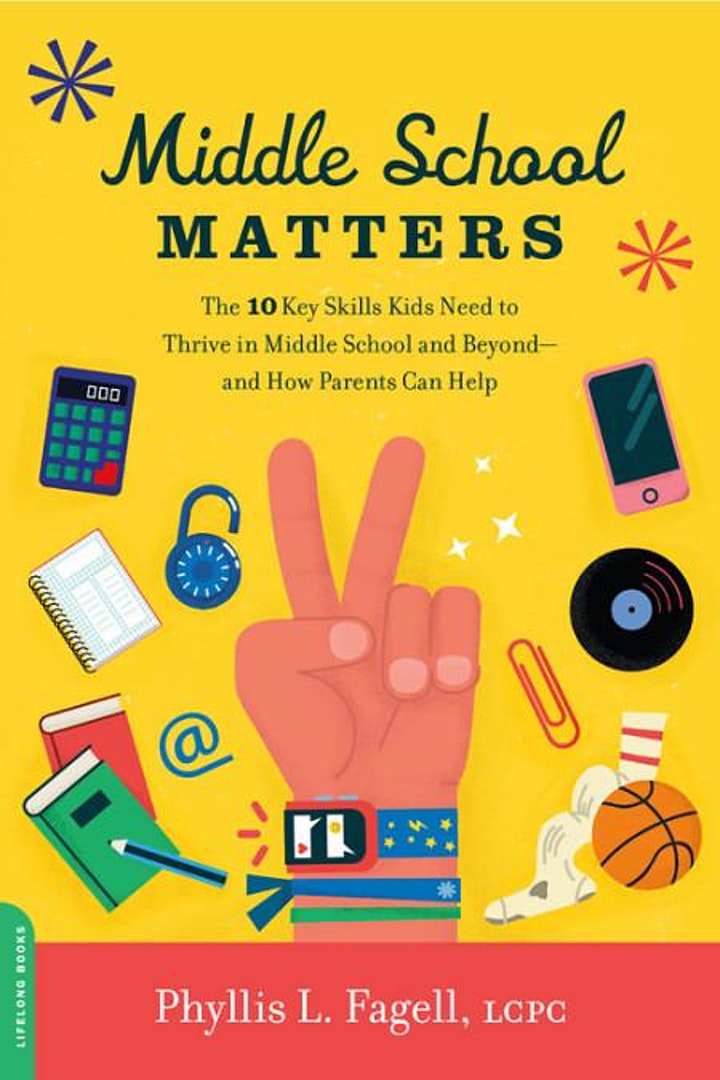 Phyllis Fagell - Middle School Matters image