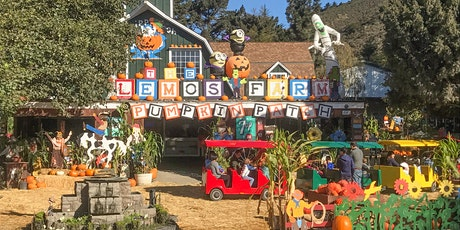 Afternoon October Pumpkin Patch (1pm - 5pm) tickets