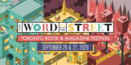The Word On The Street 2020 Virtual Festival! tickets