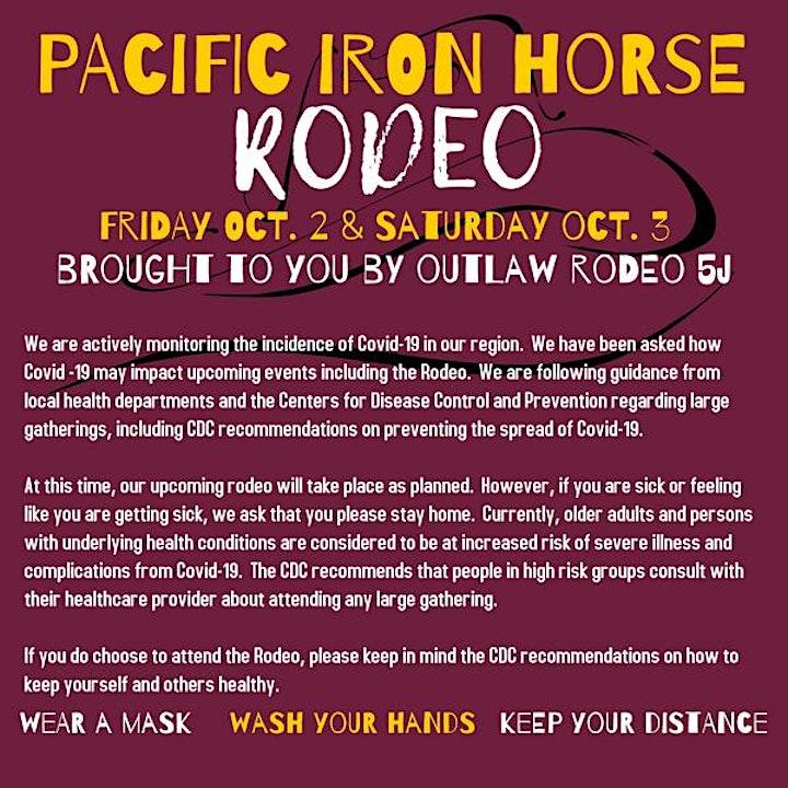 Iron Horse Rodeo image