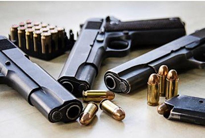 Amnesty International Group 137 Virtual Meeting -- Gun Violence Prevention image
