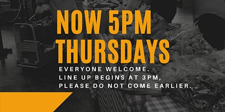 The Free Market - Thursdays v.2 tickets
