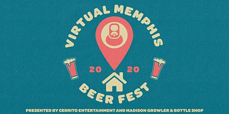 Virtual Memphis Beer Festival tickets