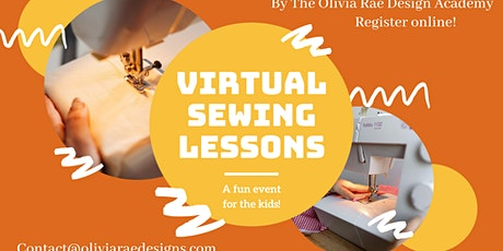 Beginners Sewing Lessons tickets