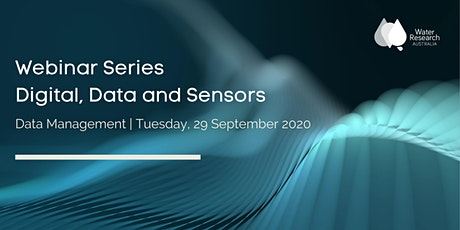 Digital, Data & Sensors Webinar Series | Data Management tickets