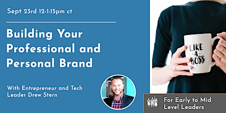 Build Your Professional and Personal Brand tickets