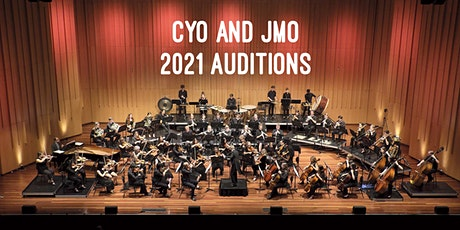 CYO and JMO 2021 Auditions - Strings tickets