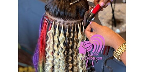 Chicago, IL | Hair Extension Class & Micro Link Class tickets