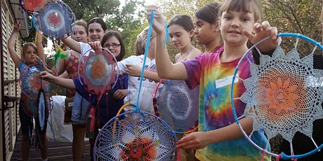 Make a magical Dream Catcher tickets