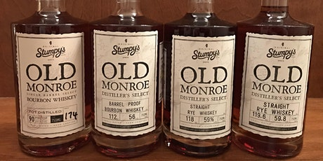 Is Adam Stumpf of Stumpy's Spirits Creating the Most Flavorful Whiskey? tickets