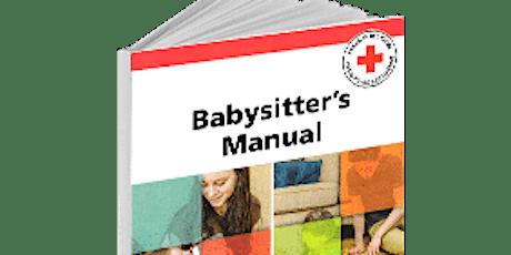 Babysitter course - online tickets