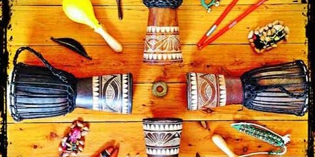 FREE Drum Circle For Mental Health & Wellbeing tickets