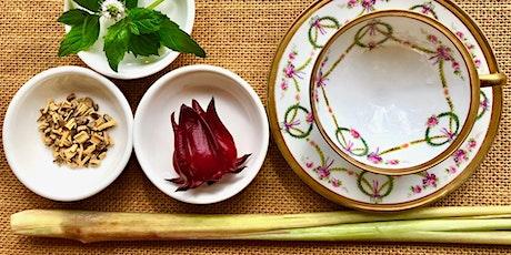 Grow a Tea Garden and Brew Herbal Teas tickets
