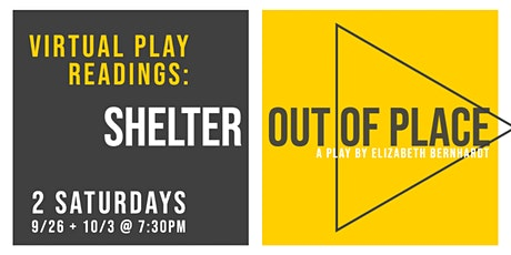 Virtual Readings: Shelter Out of Place tickets