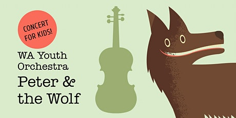 Peter & the Wolf - Proudly presented by St John of God Health Care  tickets