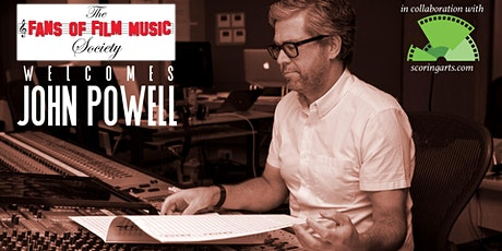 Fans of Film Music 11 with John Powell tickets