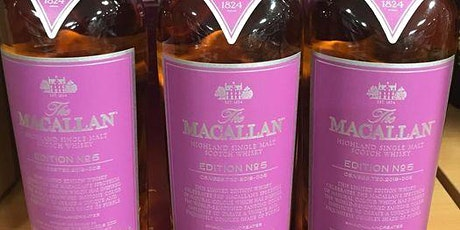 Whiskey Stories:Mysteries Of The Macallan.(Virtual.In Home Kit Sent To You) tickets