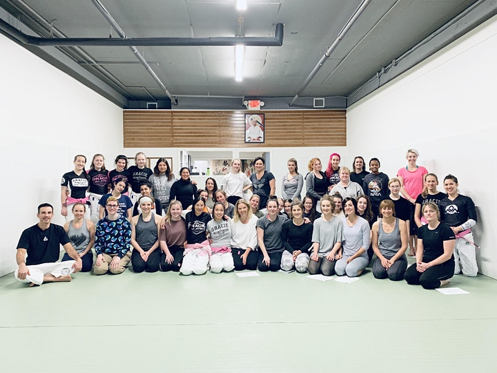 Free Women's Self Defense Seminar image