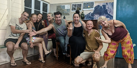 Impro Cairns Presents: Impro Workshops for Beginners tickets