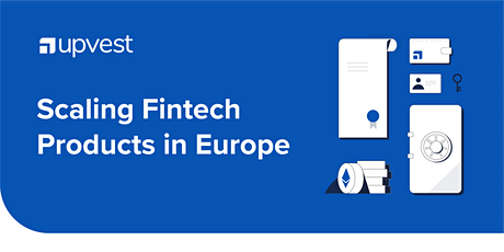Scaling Fintech Products in Europe tickets