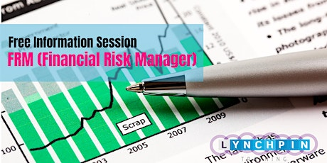 Free information session FRM (Financial Risk Manager) tickets