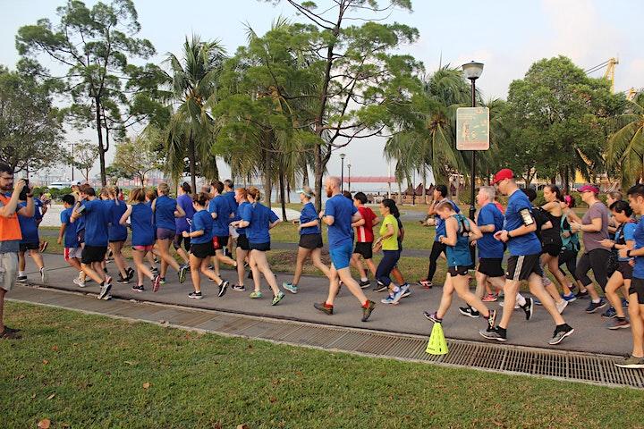 The Ireland Funds Remote Global 5k 2021– Singapore image