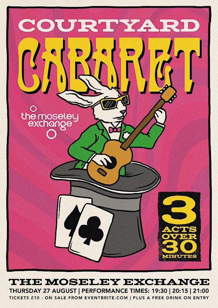 Courtyard Cabaret image