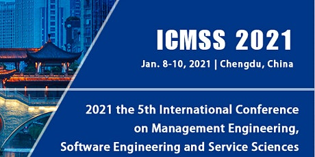 5th Intl. Conf. on Management Engineering, Software Engineering & Services tickets