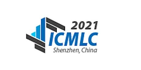 13th International Conference on Machine Learning & Computing (ICMLC 2021)