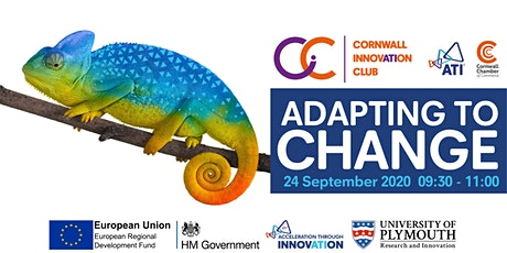 Cornwall Innovation Club - Adapting to Change tickets
