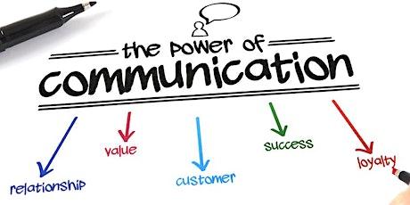 Effective Communication Skills tickets
