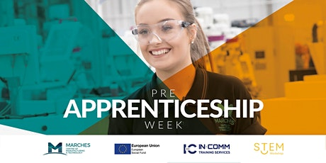 Pre apprenticeship week tickets
