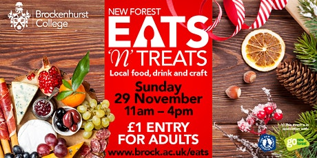 New Forest Eats 'n' Treats  tickets