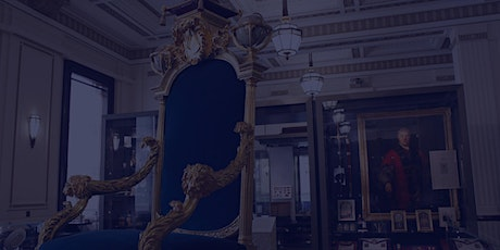 Museum of Freemasonry timed entry: 16:00 (Thurs late)