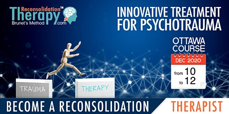 Reconsolidation Therapy™ Training : Foundations and Practice - Ottawa tickets