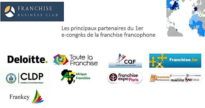 Image pour 1er e-congrès de la franchise francophone