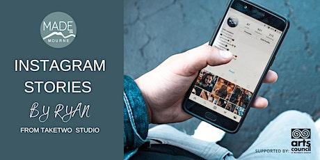 Instagram Stories By Ryan tickets