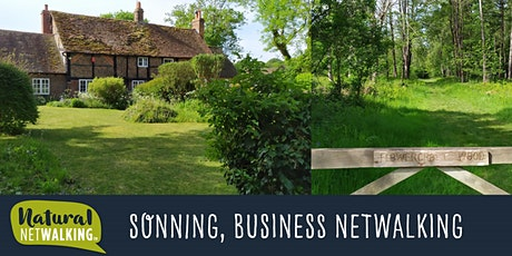 Natural Netwalking in Sonning Common, Fri 18th September, 8am-10am tickets