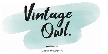 Vintage Owl Book Reading & Signing (Happy Days) tickets
