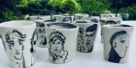 Open House London:Afternoon Tea /Ceramics with Kimberley Gundle 14-25  Sept tickets