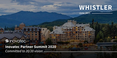 Inovatec Partner Summit 2021 tickets