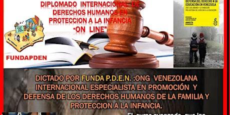 Congreso internacional de los derechos de la infancia entradas
