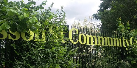 Stay and Play Sessions (Besson Street Community Garden) 30 September tickets