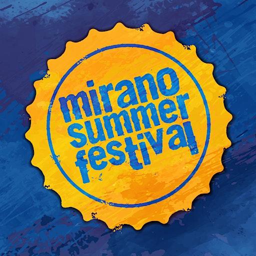 Mirano Summer Festival logo