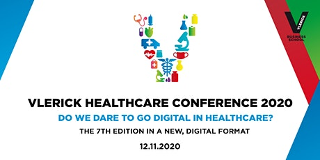Vlerick Healthcare Conference 2020 tickets